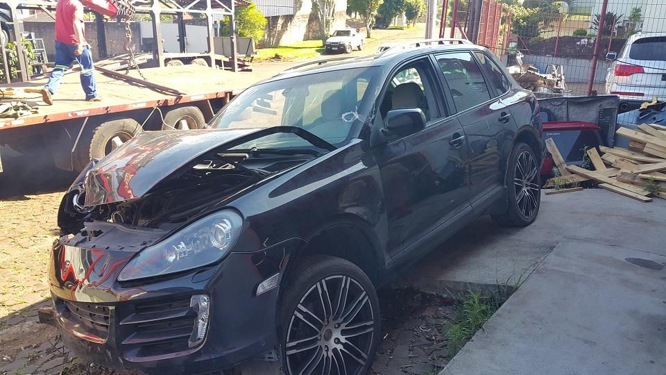 Sucata Porsche Cayenne 3.6 V6 290CV Automatico 4x4 Gasolina | Ano: 2009/2010
