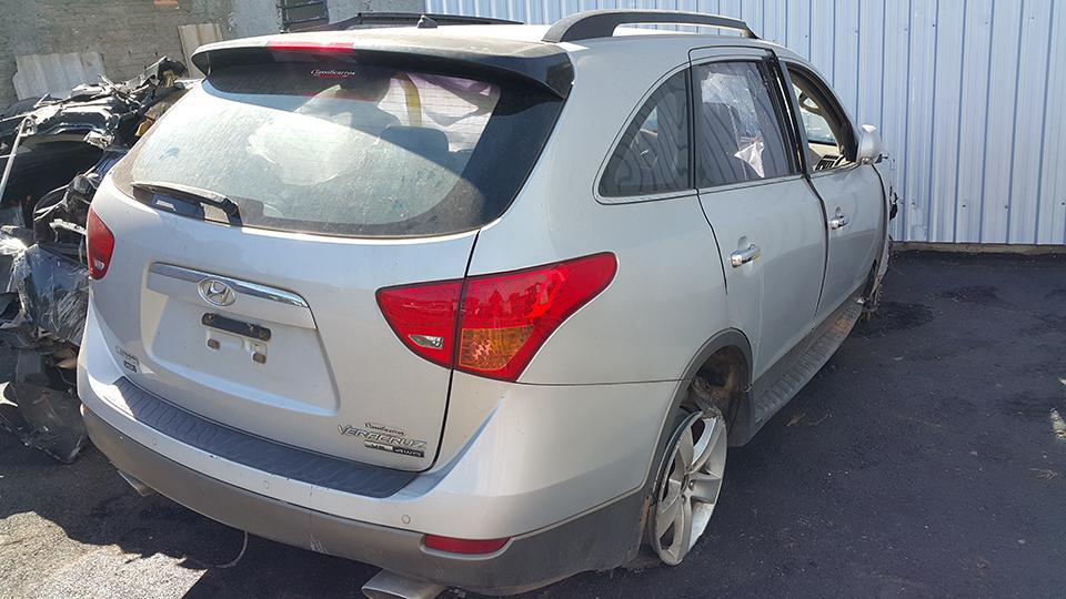 Sucata Hyundai VeraCruz 3.8V6 270CV Automatica 4x4 Gasolina   Ano:2009/2010
