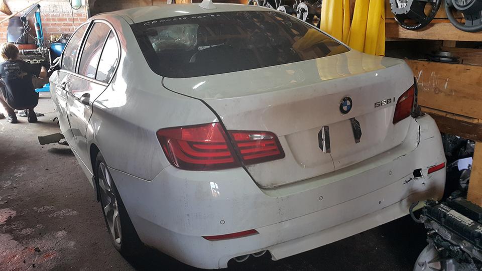 Sucata BMW 528i XG31 2.0 245cv Automatica Gasolina Ano: 2012/ 2013