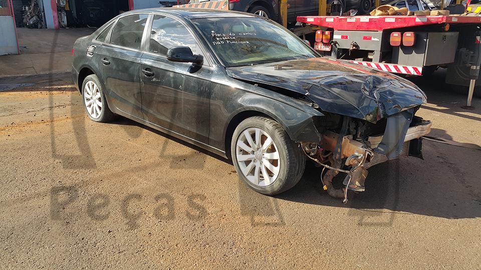 Sucata Audi A4 2.0T 180HP Gasolina | Ano: 2011/2012