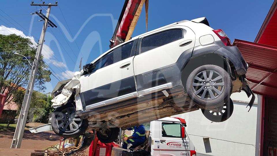 Sucata Toyota Etios HB Cross 1.5 96cv Mecânico Flex Ano 2014/ 2014