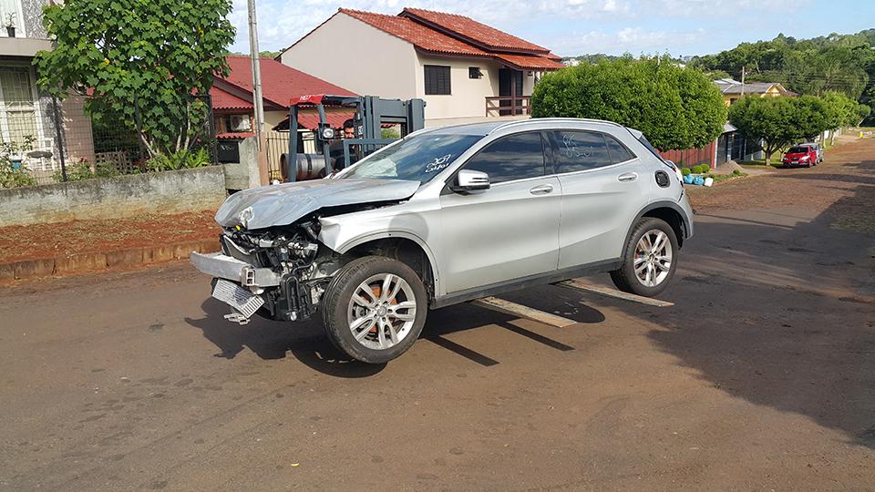 Sucata Mercedes GLA200 1.6 156CV Automatica, Gasolina | Ano: 2014/2015