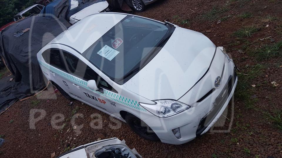 Sucata Toyota Prius 2 1.8 98cv Gasolina/ Elétrico Ano 2013/ 2013