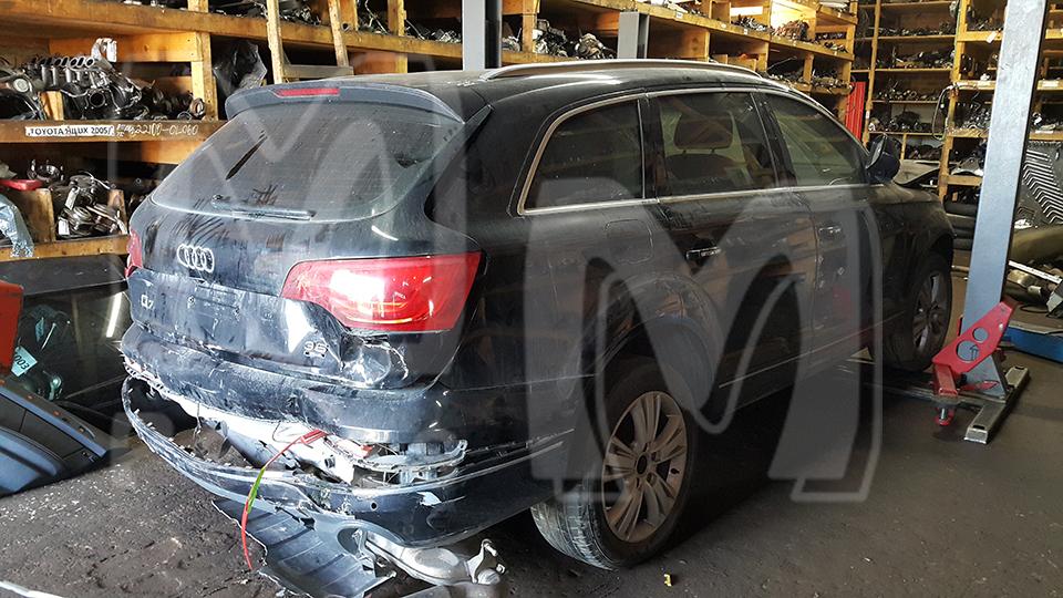 ;Sucata AUDI Q7 3.6 FSI 284cv 4x4 Automatico Gasolina Ano: 2010/ 2010