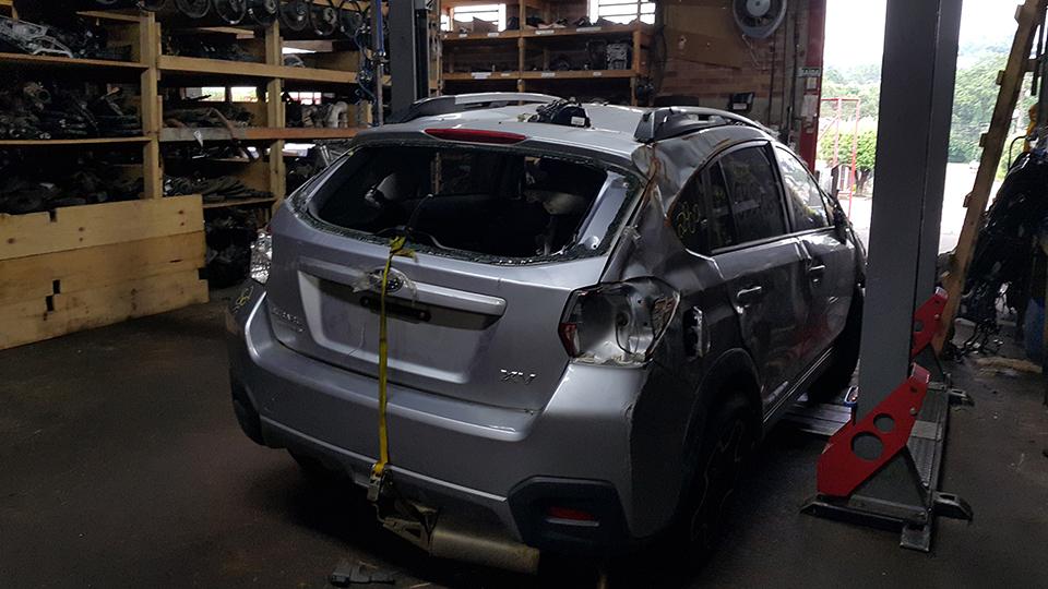 Sucata Subaru Impreza XV 2.0 150CV Automatico 4x4 | Ano: 2015/2016