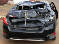 Sucata Honda Civic Touring 1.5 2017