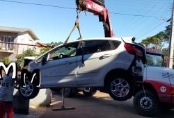 Sucata Ford Fiesta HA 1.6L SE A 1.6 130 Cv | Ano: 2014/2014 | Flex
