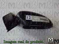 Espelho Retrovisor SX4 2009 - 2010 - 2011 - 2012 - Lado Direito - Ref.12