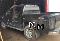 Sucata GM S10 LTZ DD4A 2.8 200CV ANO: 2014/2014 | DIESEL