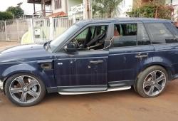 Sucata Land Rover SPORT SC 5.0 V8 510cv Automática 4x4 Gas. | Ano: 2010/2011