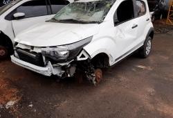 Sucata Fiat Mobi Way 1.0 75cv 2017/2018