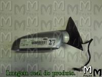 Espelho Retrovisor Passat ii - Lado Esquerdo - 1997 - 1998 - 1999 - 2000 - 2001 - Ref.27