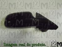 Espelho Retrovisor Audi A3 - 2001 - 2002 - 2003 - 2004 - 2005 - 2006 -  Lado Direito - Ref. 34 ( Modelo Grande)