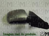 Espelho Retrovisor Audi A3 - Lado Direito - 1996 - 1997 - 1998 - 1999 - 2000 - 2001 - 2002 - 2003 - 2004 - 2005 - 2006 Ref.36 (Modelo Pequeno)