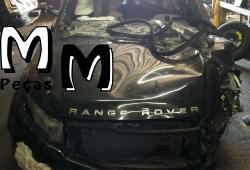 Sucata Land Rover Evoque Dynamic 5D 2.0 240Cv | Ano: 2013/2013 | Gasolina