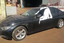 Sucata BMW 316i 1.6 136CV 4X2 AUTOMATICA GASOLINA | ANO: 2013/ 2014