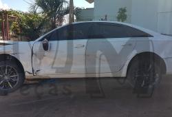 Sucata Audi A6 3.0T FSI 300CV Gasolina | Ano:2011/2012