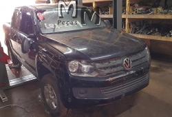 Sucata VW AMAROK CD 4X4 SE 2.0 163CV ANO: 2011/2012 | DIESEL