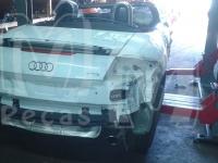 Sucata Audi TT RD 2.0 TFSI 211cv Gasolina Ano:2013/ 2013