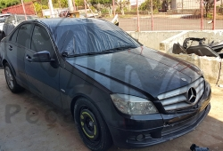 Sucata Mercedes Benz C180CGI TURBO 1.8 156cv Gasolina Ano: 2011/ 2011