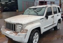 Sucata Jeep Cherokee Limited 3.7 Automatico 4x4 Gasolina | Ano: 2012/ 2012