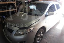 Sucata Toyota Corolla 1.8 16v 144cv Flex. Ano 2014/ 2014