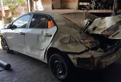 Sucata Toyota Corolla ALTIS 2.0 154cv Automatico 4x2 FLEX | Ano: 2014/ 2015