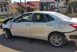 Sucata Toyota Corolla XEI 2.0 154CV Automatico 4x2 Flex | Ano: 2015/ 2016