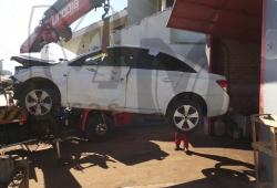Sucata GM Cruze LTNB 1.8 144CV Automatico Flex | Ano: 2013/2013