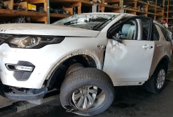 Sucata Land Rover Discovery Sport SD4 SE 2.2 190CV Automatica 4X4 Diesel | Ano: 2016/2016