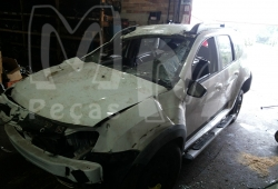 Sucata Renault Duster 20 D 4x2A 2.0 142cv Flex. Ano: 2013/ 2013