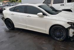 Sucata Ford Fusion FWD GTDI 2.0 240CV Automatico 4x2 Gasolina | Ano: 2014/ 2014