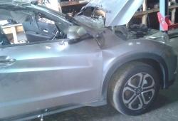 Sucata Honda HR-V EXL CVT 1.8 140cv 4x2 Automatica Flex. Ano: 2015/ 2016