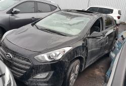 Sucata Hyundai I30 1.8 150CV Automatico 4x2 Gasolina | Ano: 2015/ 2016