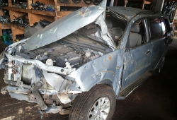 Sucata Mitsub. Pajero Dakar 3.2 165cv Diesel Ano: 2009/ 2010