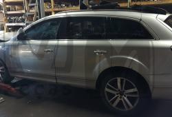 Sucata Audi Q7 Premium 3.0 Automatico, Gasolina | Ano:2010/2011