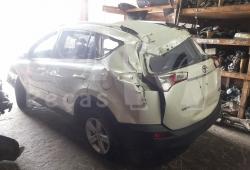 Sucata Toyota RAV4 2.0 145cv 4x4 Gasolina Ano: 2014/ 2014
