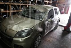 Sucata Renault Sandero 1.6 16v 112cv Flex Ano: 2012/ 2013