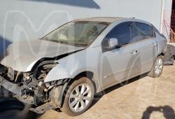 Sucata Nissan Sentra SL 2.0 143cv Flex Ano: 2012/ 2013