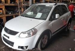 Sucata Suzuki SX4 4WD 2.0 145cv 4x4 Automatica Gasolina Ano: 2011/ 2012