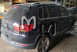 Sucata VW TIGUAN 2.0 TSI 200CV ANO: 2015/2015 | GASOLINA