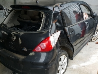 Sucata Nissan TIIDA 1.8 SL 1.8 126cv Mecânico Flex | Ano: 2012/2013