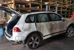 Sucata VW Touareg 3.6 V6 280CV Automatica | Ano:2011/2012