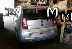 Sucata VW/UP MOVE MA 1.0 82CV ANO: 2014/2015 | FLEX