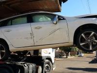 Sucata Volvo V60 T6 R-DESIGN 3.0 304 cv Automática Gasolina. | Ano: 2013/2013