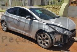 Sucata Hyundai Elantra GLS 1.8 160cv Automático Gasolina Ano: 2011/ 2012